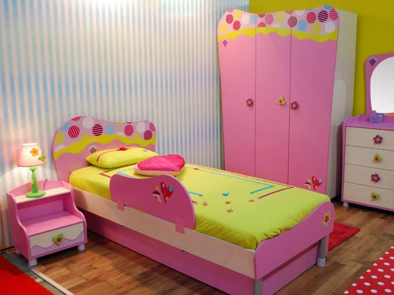 заказать дизайн детской в Киеве