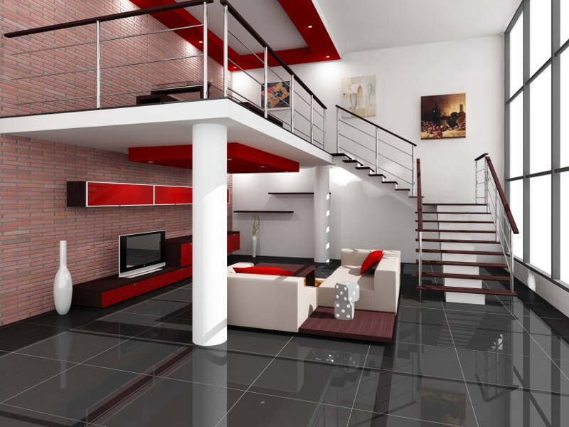 private house project Kiev Ukraine
