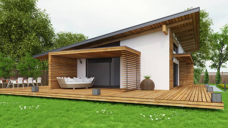 строительство сип-панели дома