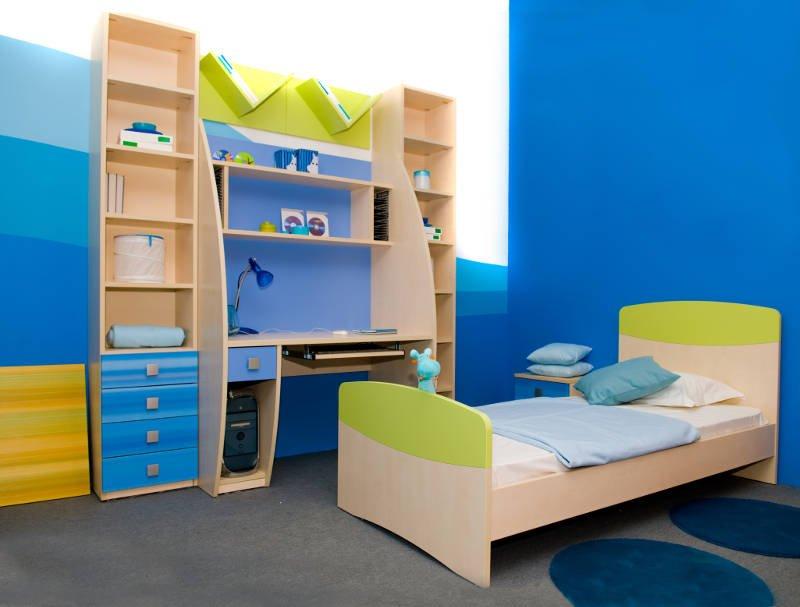 дизайн детской комнаты в Киеве