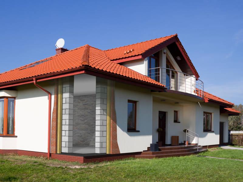 дом из газоблока киев