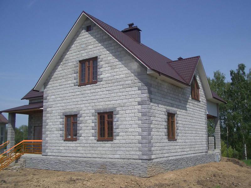 дом из газоблока цена в киеве