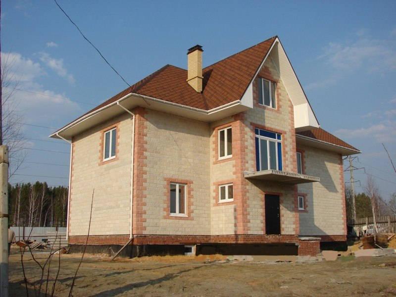 построить дом из термоблока в киеве