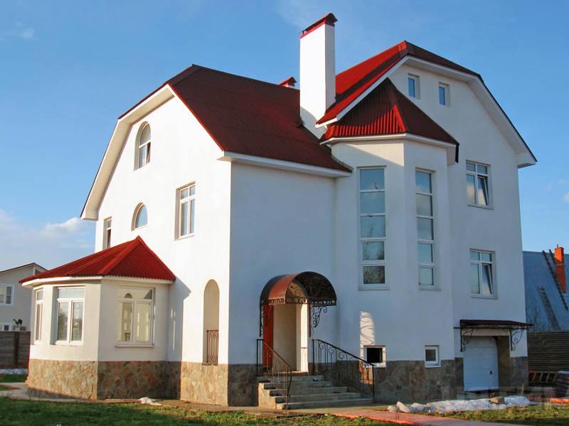 цена построить дом из термоблока киев