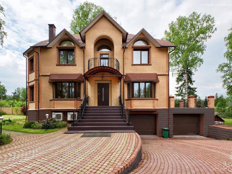 цена стройка кирпичный дом в киеве